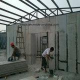 비금속 강철 구조물을%s 물자 EPS 샌드위치 위원회 유형 시멘트 합성 벽면