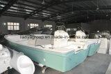 Liya 5,8 milhões em fibra de barco de pesca Panga Fabricantes de barco