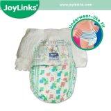 OEMのプライベートラベルの実行中の赤ん坊のための使い捨て可能な綿の赤ん坊のトレーニングのズボン