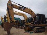 Escavatore originale utilizzato del cingolo del trattore a cingoli 320d del Giappone da vendere