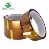 열 전기 업무를 위한 고열 저항하는 접착성 금 테이프