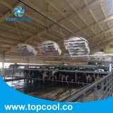 Ventilatore di plastica rinforzato con vetro industriale della Camera della latteria Vhv72-2016