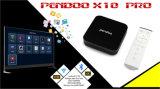 Voll einprogrammiert intelligente androide Pendoo X10 PROS905W gesetzter Spitzenkasten des Fernsehapparat-Kastenandroid-7.1 mit Kodi 17.5