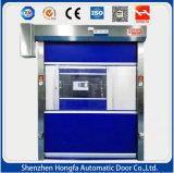 Автоматическая дверь штарки ролика PVC пластичная высокоскоростная (HF-J301)
