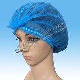 담정과 가진 처분할 수 있는 병원 클립 모자 또는 군중 모자