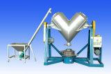 Misturador em forma de V para máquina de mistura em pó