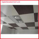 Material de construção de alumínio/poliéster composto de alumínio do painel de parede/folha composta composta de alumínio do painel de parede/a de alumínio/painel plástico composto de alumínio