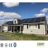Возобновляемых источников моно солнечная панель 285W гарантии наилучшей производительности с электронным управлением.