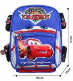 Детский рисунок рюкзак Cute 3D-Car школьные сумки
