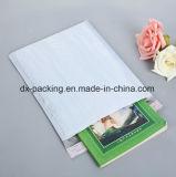 Shockproof und wasserdichter Kleinsendung-Beutel mit Plastiktasche Luftblasen-Umschlag PET des weißen grauen Eilpost-Schaumgummi-Plastikbeutels
