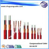 Al Screened/PE câble d'Insulated/PVC engainée/blindé/ordinateur/instrumentation