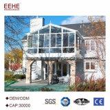 Les plus beaux Sunrooms de style européen des maisons de verre
