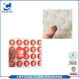 Precio más bajo la etiqueta adhesivos de resina epoxi de Shanghai