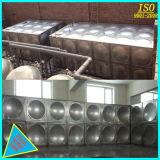 Квадратный бак из нержавеющей стали 304 резервуар для хранения воды