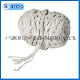 ほこりのない岩綿ツイストロープ