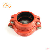 FM Approved Ductile Iron Grooved Pipe Coupling Joint