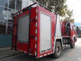 Sinotruk 4X2 20tの消火活動のトラック水か泡のトラック