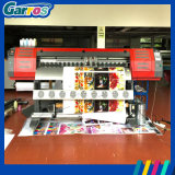 1.8m 옥외 실내 고품질 잉크 제트 그림 사진 Eco 용해력이 있는 인쇄 기계 (Garros RT1802)