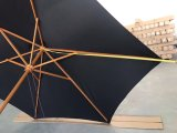 3m Wood Umbrella, Outdoor Umbrella and Garden Umbrella (BR-GU-100)
