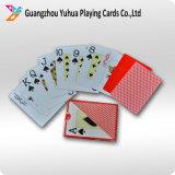 De gepersonaliseerde Plastic Speelkaarten van het Casino van Speelkaarten