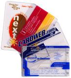 Билет цвета RFID PVC с Barcode и номером серии