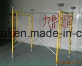 De Steiger van het Frame van de poort voor de Bouw van het Metselwerk/voor de Bouw van Decoratie