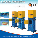 Prensa del compresor de la basura de la basura de los desperdicios/máquina de embalaje de la prensa de la basura