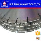 Consolidar la lámina de corte de la pared del diamante