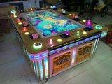 Funciona con monedas Amusement Arcade Juego de pesca la máquina