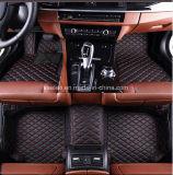 9 cores de couro Xpe 5d carro tapete tapetes/Carro/carro Tapete Pé Full Surround para Toyota