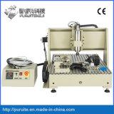 Pequeño 4 Mini máquina de torno rebajadora CNC de ejes