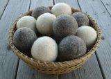 Sfere/che asciugano della lavanderia sfera/la sfera feltro delle lane