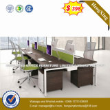 E1 Office Furniture Wooden Workstation 120 Dismantles Office Partition (HX-6M173)