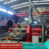 W12 laminatoio di piastra metallica idraulico di CNC di serie 4-Roller