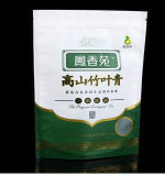 Empaquetage doux de sucrerie de sac comique en plastique de palier