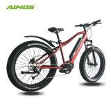 Bici eléctrica de la MEDIADOS DE del mecanismo impulsor de Bafang montaña 1000W ultra