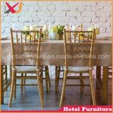 قابل للتراكم فولاذ [تيفّني] [نبوليون] [شفري] كرسي تثبيت لأنّ مطعم فندق يتعشّى