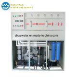 Automatische Meerwasser-Behandlung-Mobile-Entsalzungsanlage des Filtration-Systems-RO