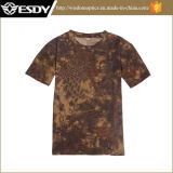 Outdoor Chasse respirant à séchage rapide Camping col rond T-Shirt