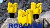 """Morceaux Drilling 12 de hard rock d'approvisionnement d'usine 1/4 """" bit de foret tricône pour le hard rock"""