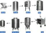 Fabbrica di birra del ristorante della strumentazione di Microbrewery dell'acciaio inossidabile