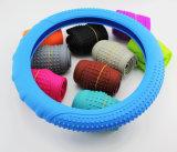 De ontwerper 13 Duim krimpt Dekking van het Stuurwiel van het Silicone van de Massage de Auto