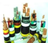70 Fabrikant van pvc van de Kabel van het Jasje van 90 Graad de Zwarte van de Fabriek van China