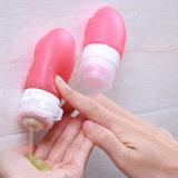 Umweltfreundliche ungiftige starke Absaugung-haltbare wasserundurchlässige Silikon-Arbeitsweg-Shampoo-Flasche