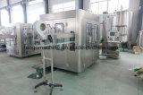Terminer l'eau minérale de remplissage de bouteilles PET Remplissage de la ligne de production d'emballage d'étiquetage