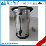 Onlangs Boiler van het Water van het Restaurant van het Roestvrij staal van het Ontwerp de Elektrische