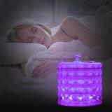 Kampierendes buntes äußeres LED Solarlicht RGB-kann zusammenklappbar und aufblasbar