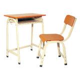Heiße Verkaufs-Schulmöbel-Hochschulstudent-Schreibtisch-Stuhl-einzelne Kombinations-Tisch-Lagerung