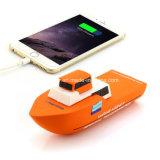 alimentación Alimentación cargador USB PVC personalizadas de los clientes del banco hizo cargador de batería