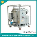 Lushun Zl purificador marca de aceite de lubricación de aceite hidráulico y el purificador de Chongqing. China.